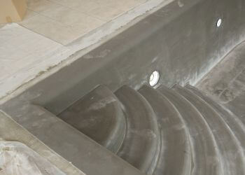 Гидроизоляция бассейнов с помощью мембран